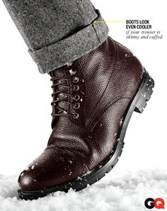 new products really cheap 50% off Dress Winter Boots For Men - Boot Yc