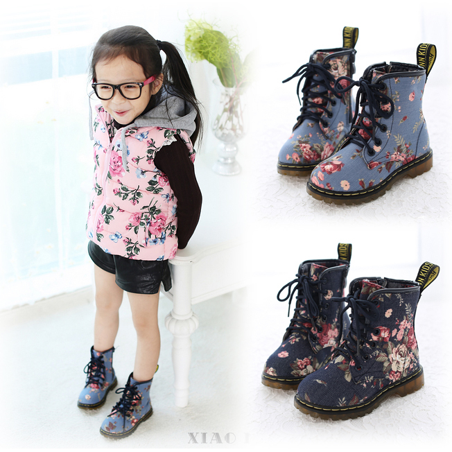 Girls Fashion Combat Boots zUGZJQQ2