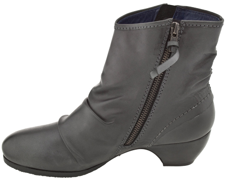Amazing Marni Women39s Leather Ankle Boots In Grey In Gray  Lyst