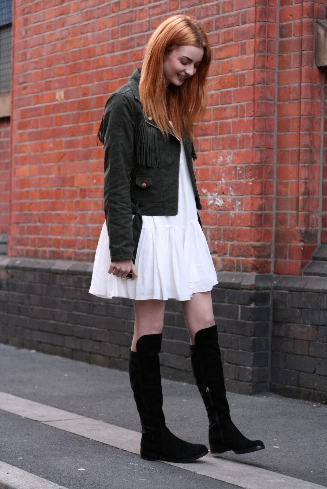 H And M Over The Knee Boots