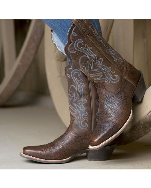 How To Clean Ariat Cowboy Boots YsC597BL