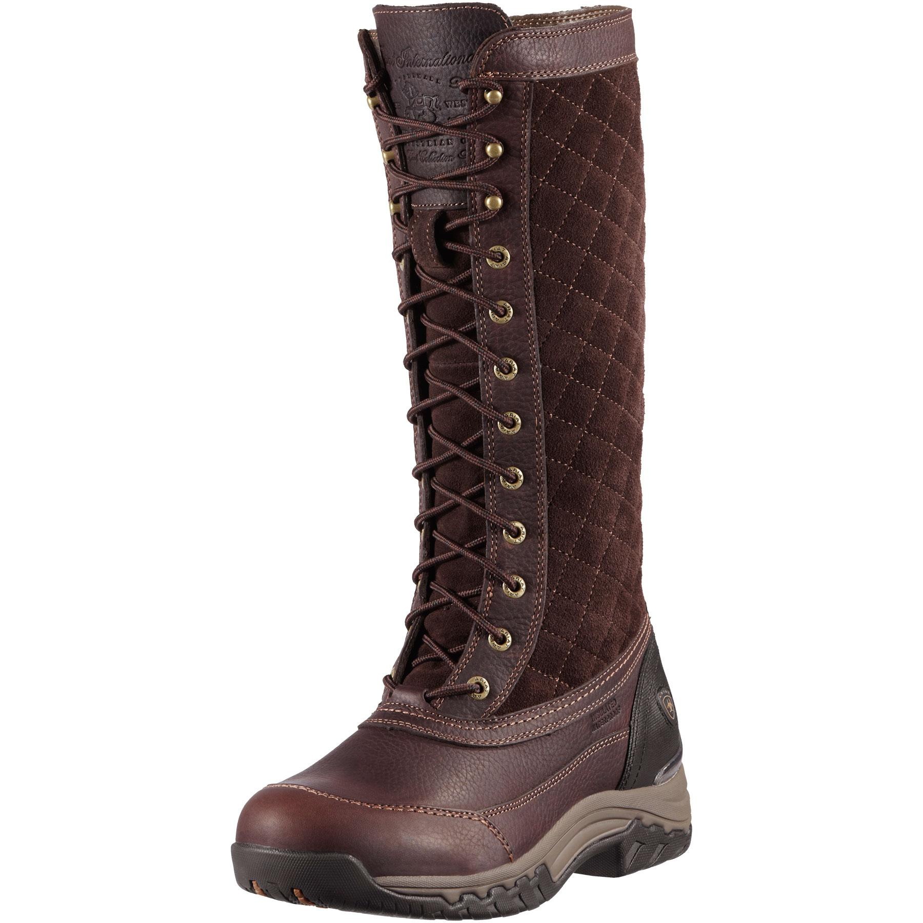 Insulated Ariat Boots zmAGsaML