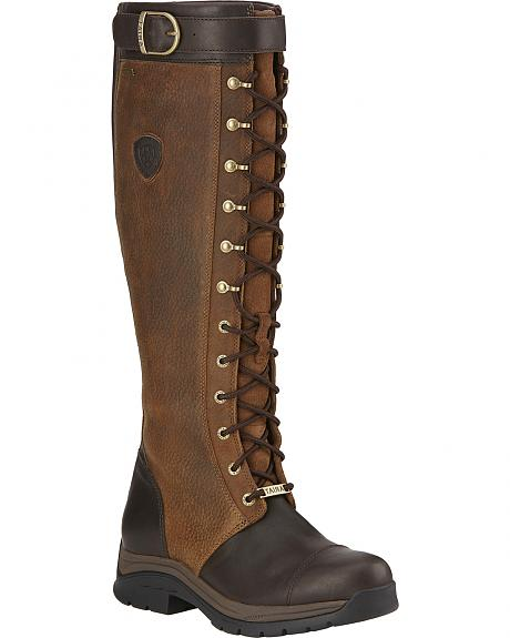 Insulated Ariat Boots E8yTeaUQ