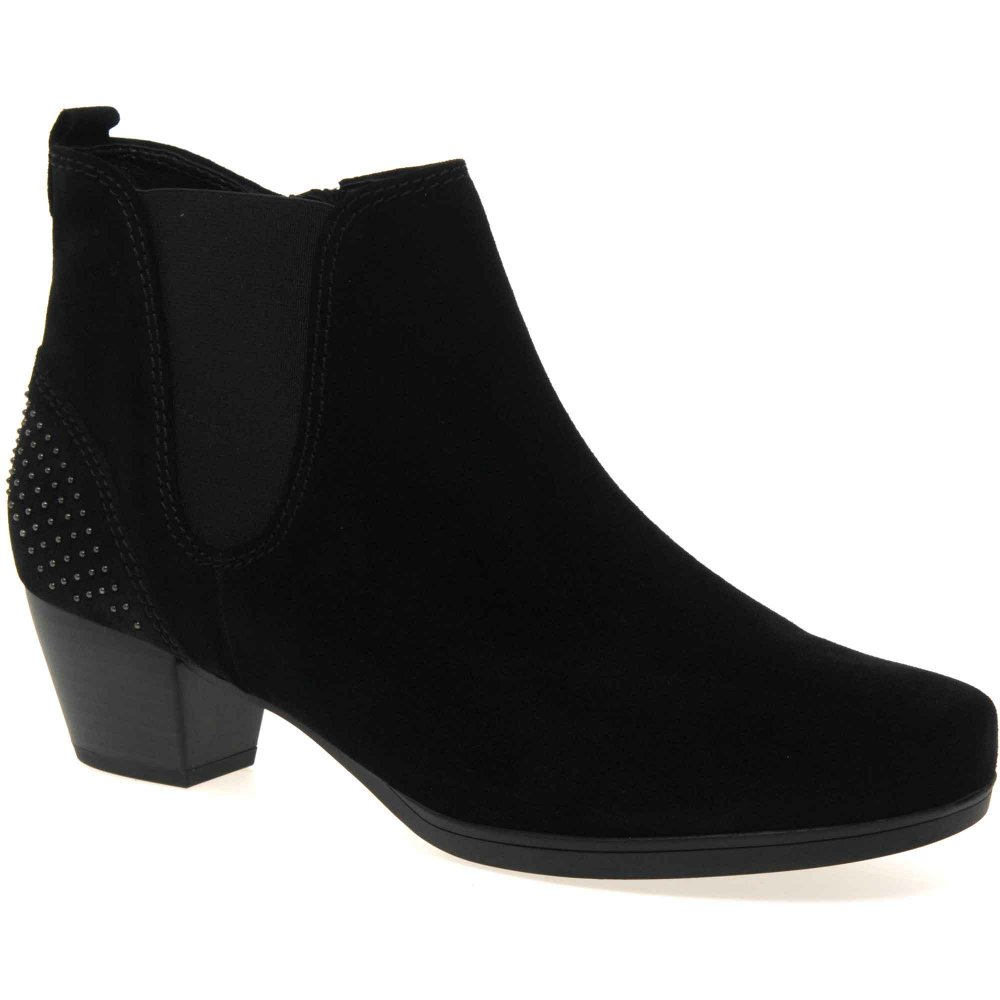 Ladies Suede Ankle Boots oFtBPknz