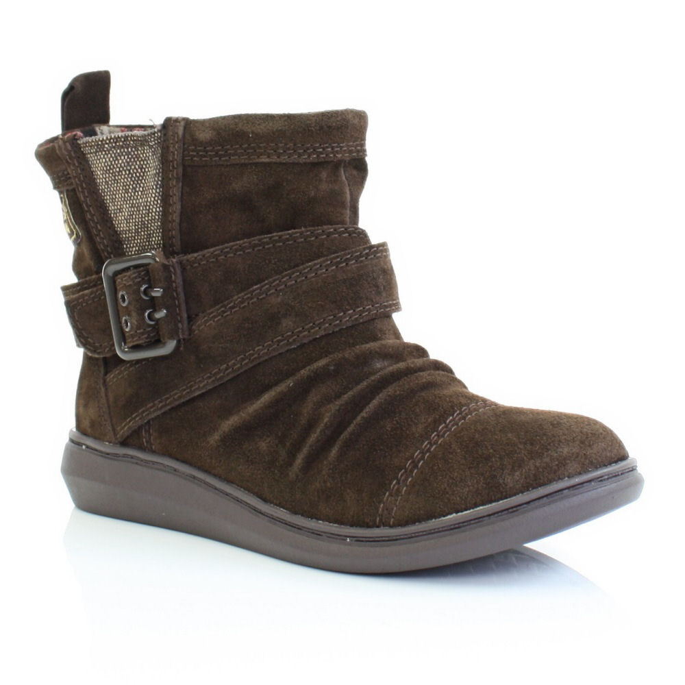 Ladies Suede Ankle Boots g6qhjmYY