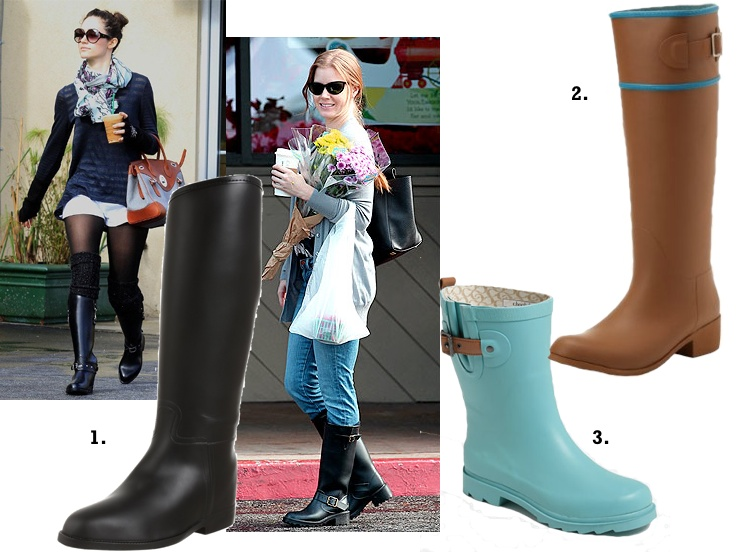 Looking For Rain Boots