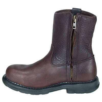 Men Zip Up Boots fPq0ehWC
