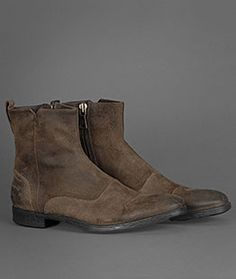 Men Zip Up Boots DcbTG5Jn