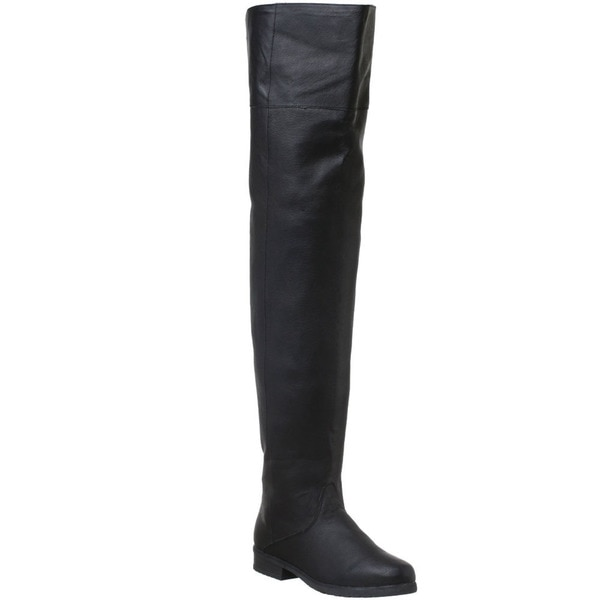 42973eea341 Mens Thigh High Leather Boots - Boot Yc