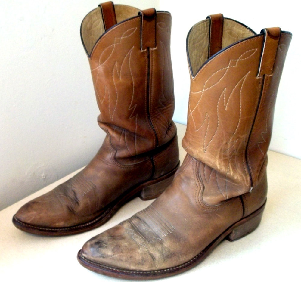 7f7e0e34d9f Old Style Cowboy Boots - Boot Yc