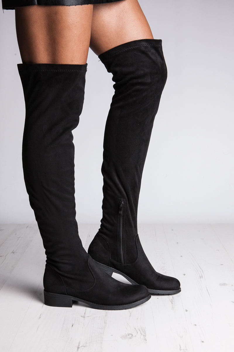 Over The Knee Boots Uk Boot Yc