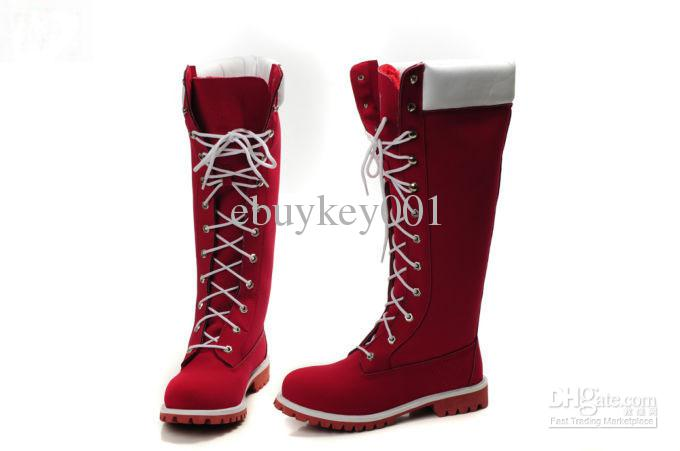Red Snow Boots Women BMRi4ijx