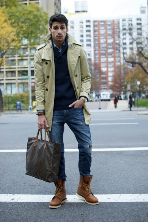 Red Wing Boots Fashion