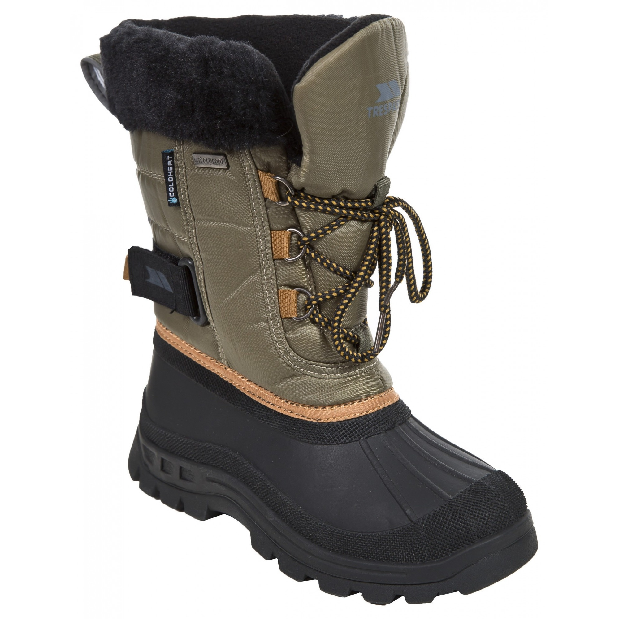 Snow Boots Size 10 1ZGhKMzD