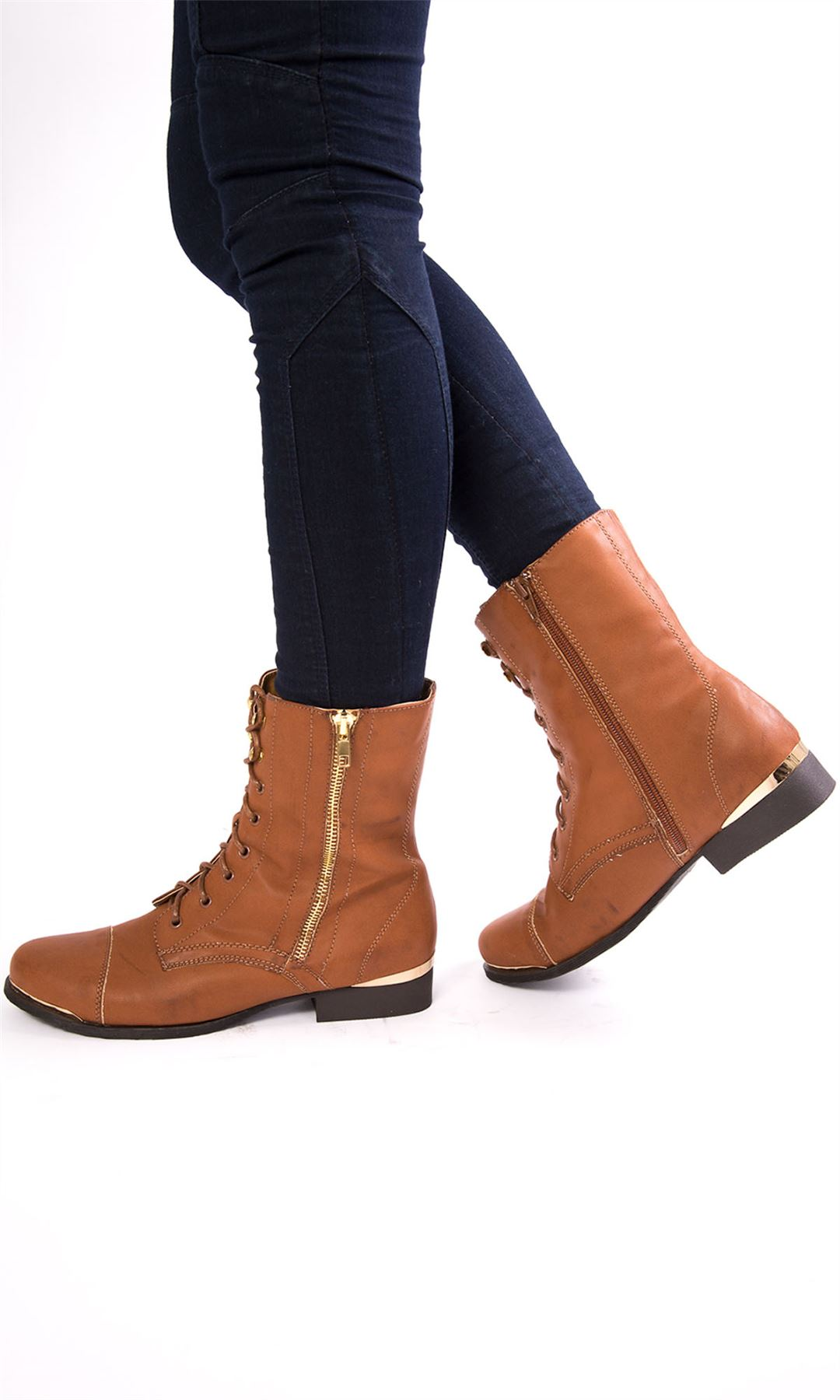 Tan Ankle Boots For Women Z2MuLro6