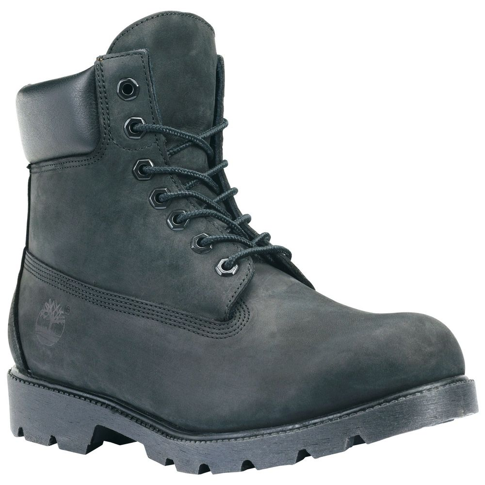 Timberland Work Boots Black xtuVNWOg