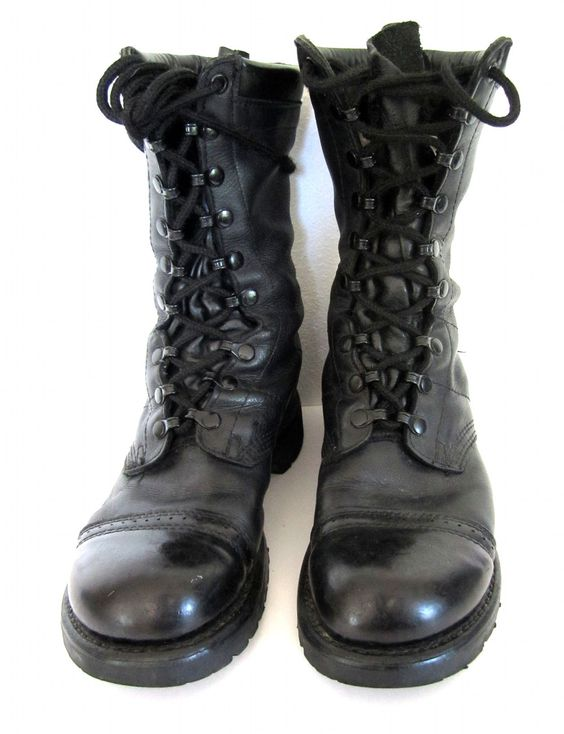 Vintage Combat Boots For Sale Boot Yc