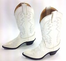 White Leather Cowgirl Boots I9qmLqsh