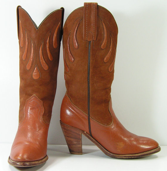 Womens Cowboy Boots With Heels a8L92RhP