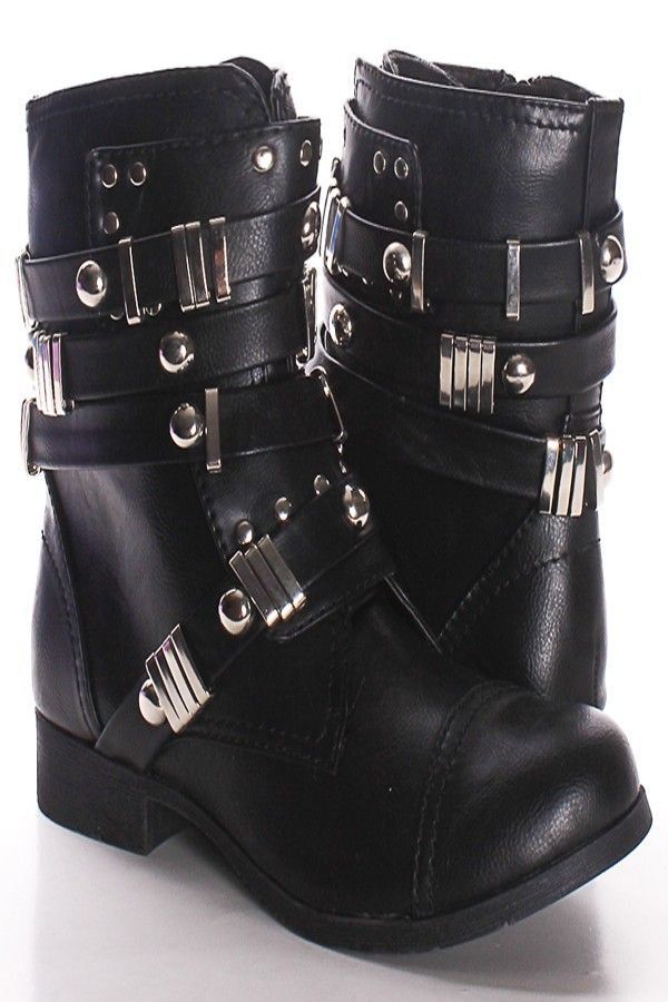 Womens Leather Combat Boots Sale Boot Yc