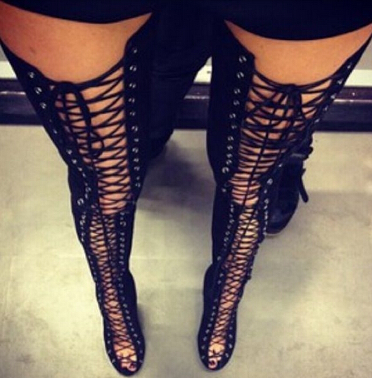 67ff1cfae2c4 Womens Size 12 Thigh High Boots - Boot Yc