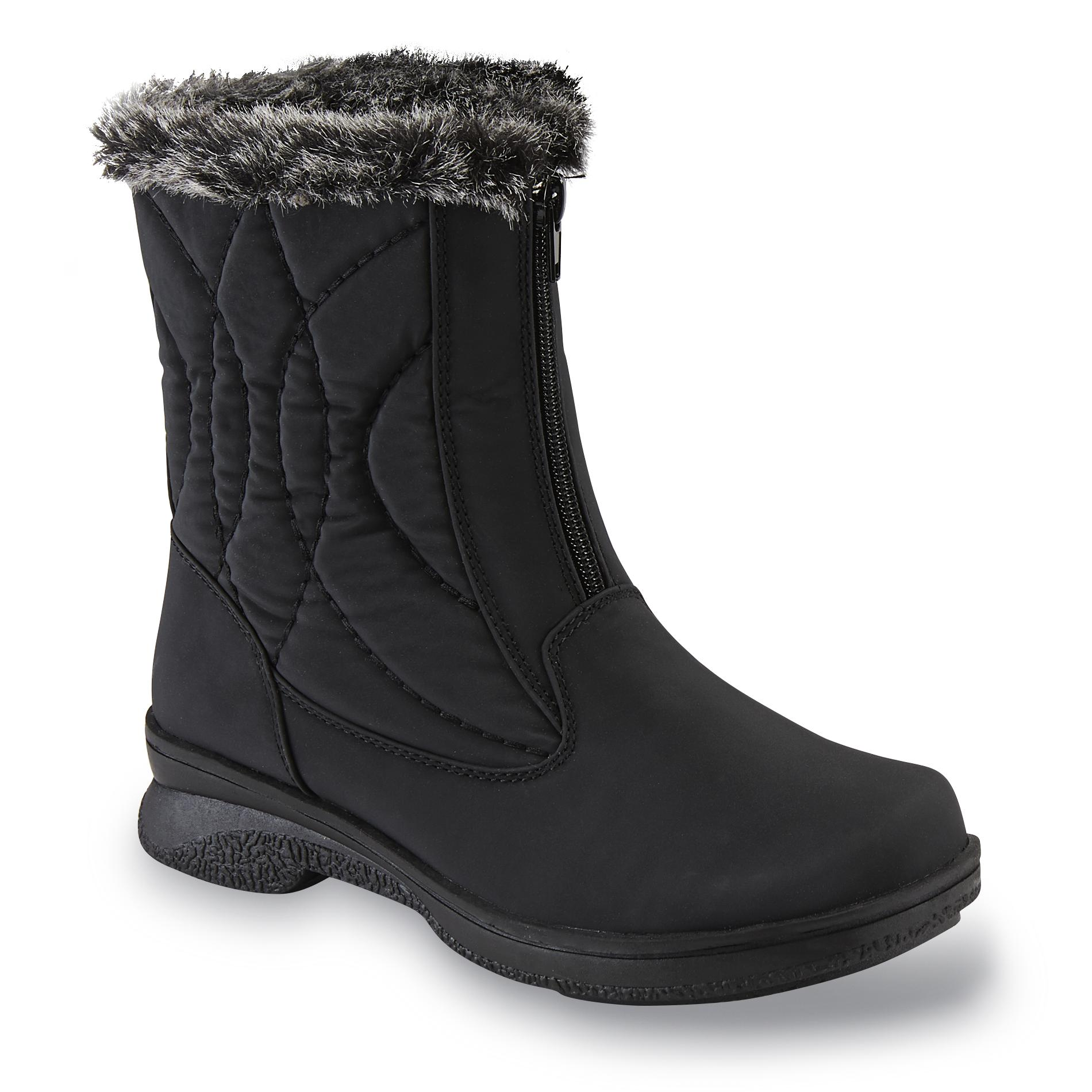 Womens Wide Winter Snow Boots oQzGgF4L