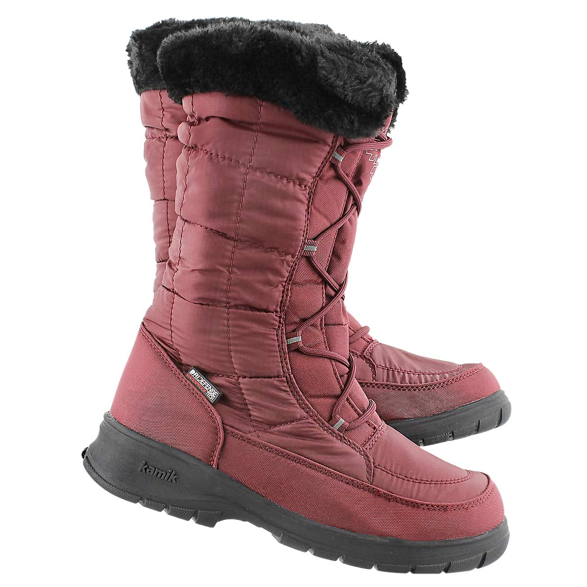 Womens Wide Winter Snow Boots LX4AmaY2