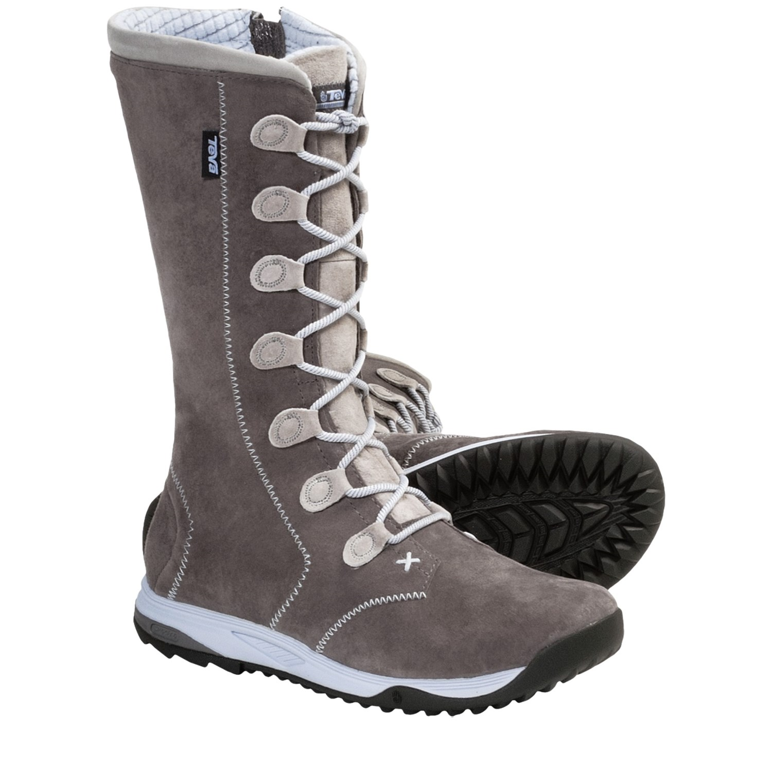 Womens Wide Winter Snow Boots AYOhJd8w