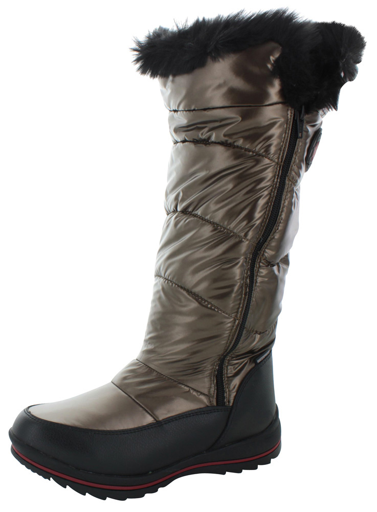 Womens Wide Winter Snow Boots WvvMtNIJ