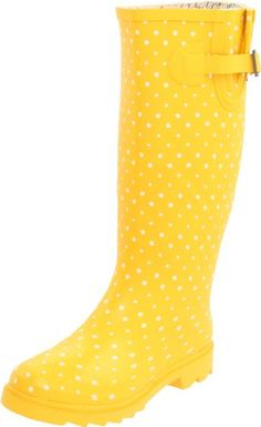 Yellow Rain Boots For Women cBc4VXxj
