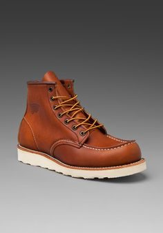 Boys Red Wing Boots