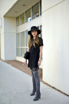 Girls Over The Knee Boots