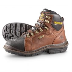 Mens Cat Work Boots