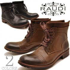 Mens Laced Boots