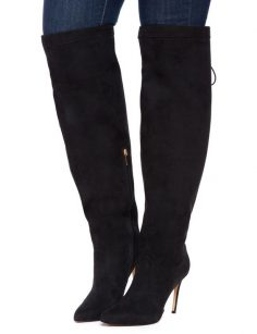 Over The Knee Extended Calf Boots