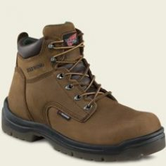Red Wing King Toe Boots