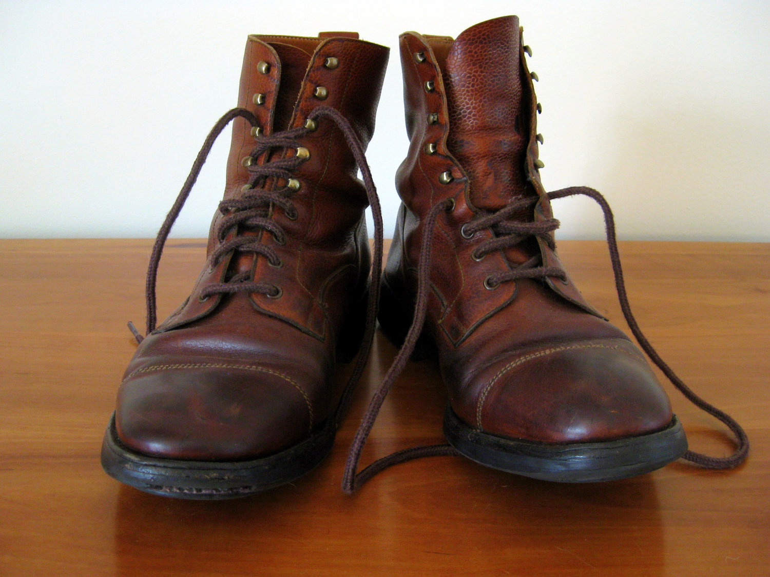 Completely new Vintage Mens Boots - Boot Yc II16
