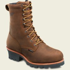 Logger Boots Red Wing